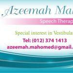 Speech Therapist in Laudium
