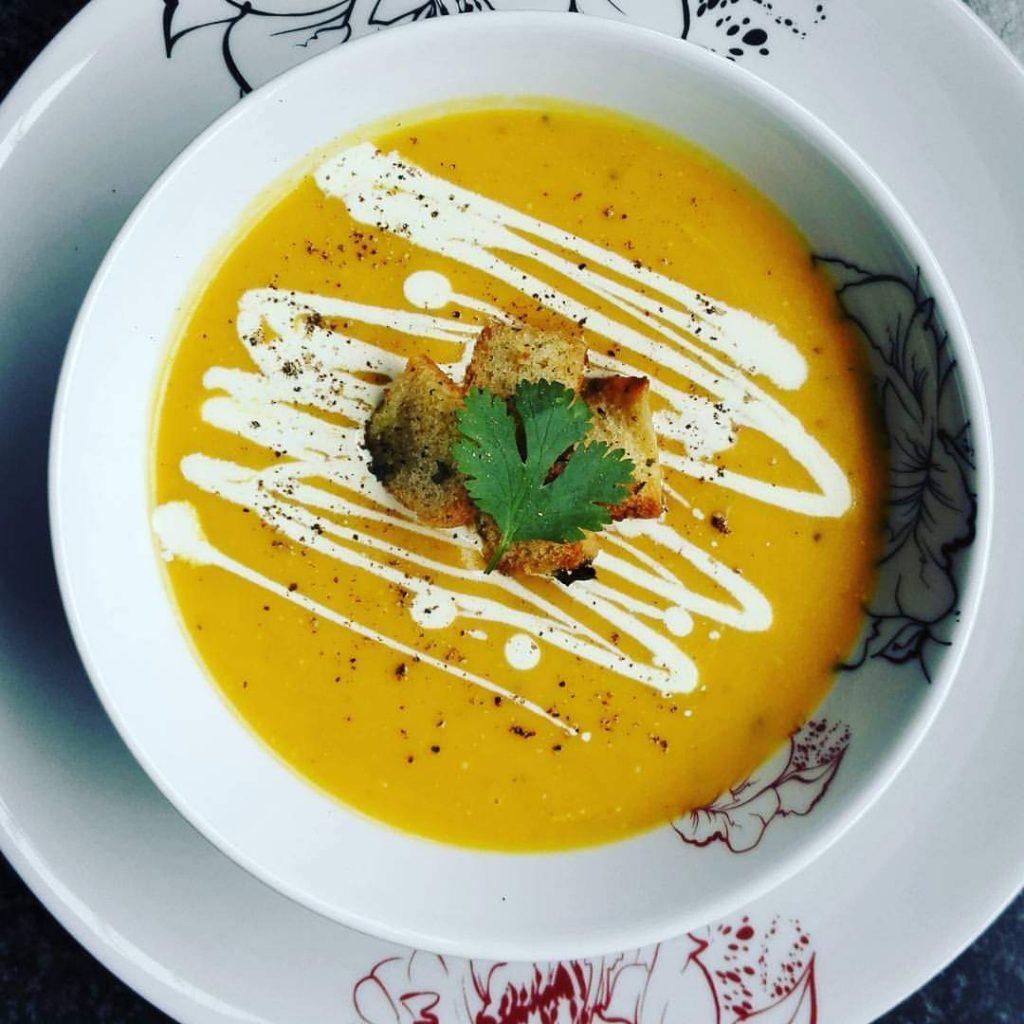 Waseemas Butternut Soup