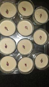 Burfee Halwa Dessert