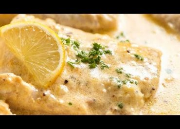 Creamy Oven Baked Fish