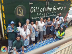 Gift of the givers - Laudium Online