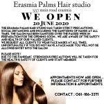 Erasmia Palms Hair Studio
