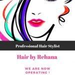 Hair by Rehana