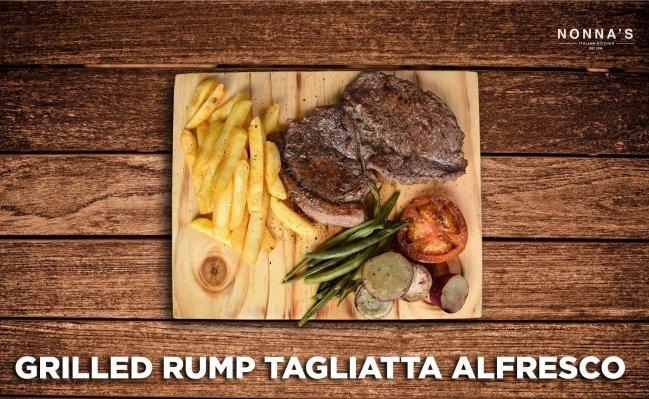 Nonnas Alfresco Steak