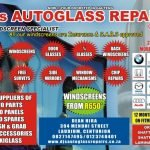 DJ's Autoglass Repairs and Spares