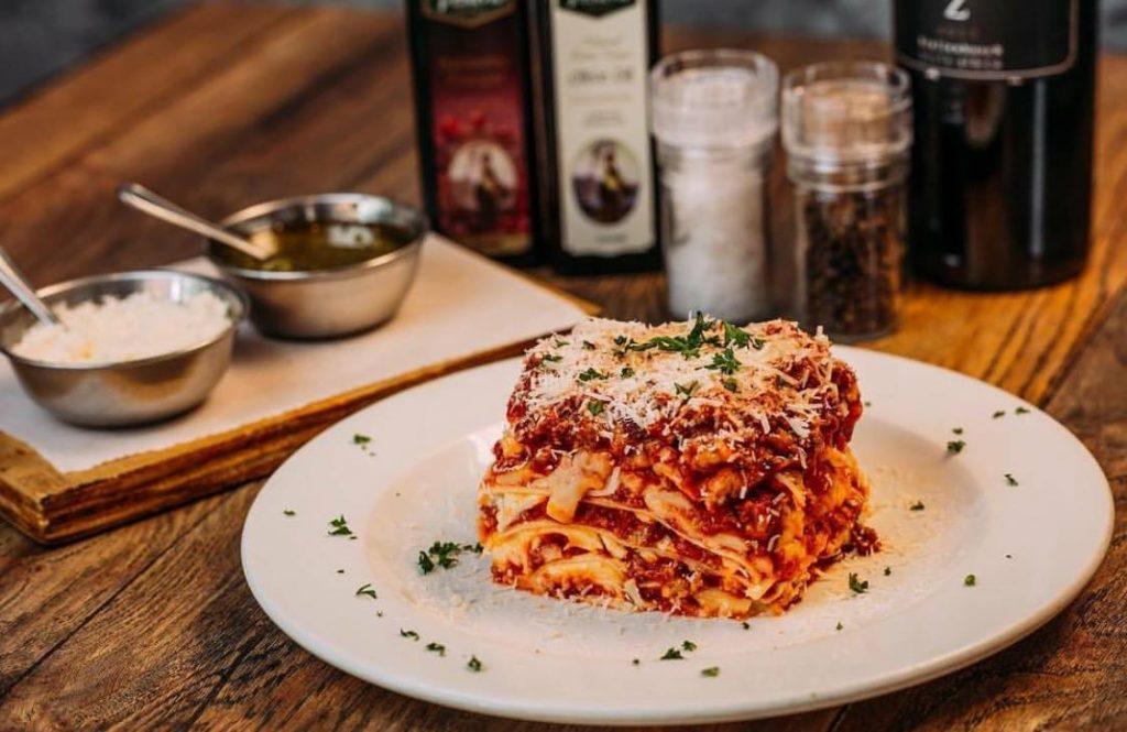 nonas lasagne