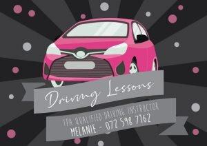 Driving Lessons - Melanie