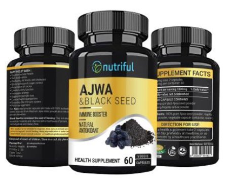 Nutriful Ajwa Black Seed