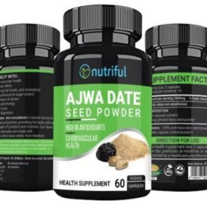 Ajwa Date Seed Powder