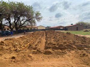 Sun City helps refurbish local school