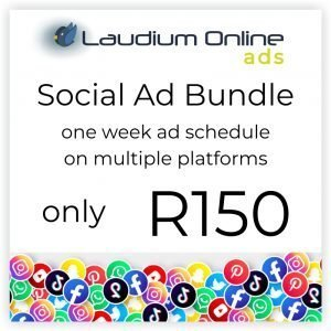 Laudium Online Adverts