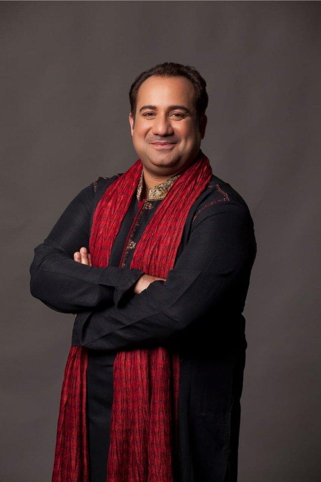 Rahet Fateh Ali Khan