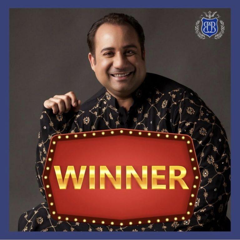 winner Rahet Fateh Ali Khan
