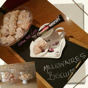 Millionaires biscuits