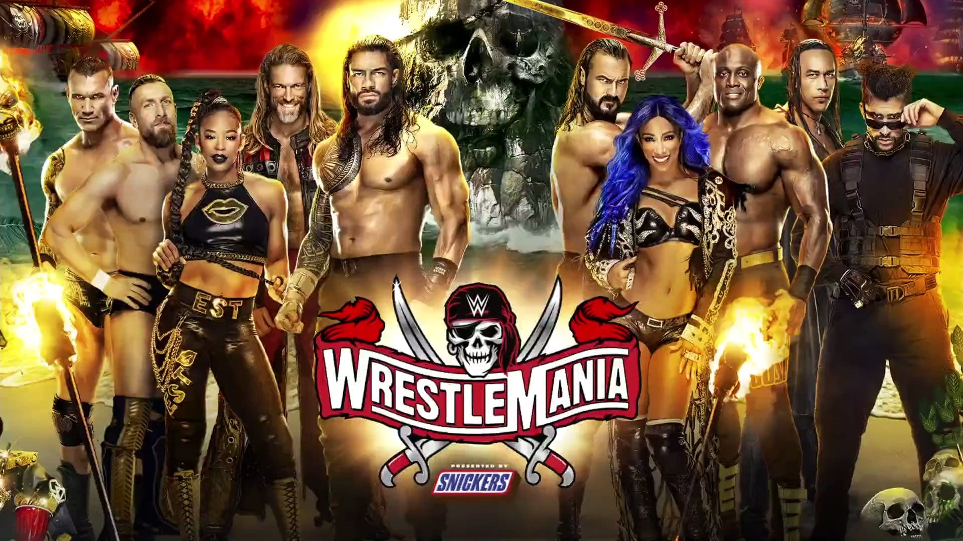 Wrestle Mania 37
