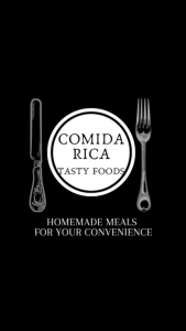 Comida Rica – Tasty Foods