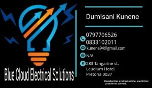 Blue Cloud Electrical